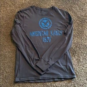 Long sleeve American Eagle athletic fit t-shirt